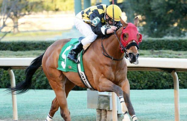 Ivan Fallunovalot back to work at Oaklawn