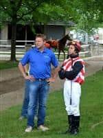 Jeff Engler - Engler Racing Stables, Trainer