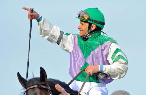 Ferrer, Monmouth's leading rider, on safety and strategy without crop