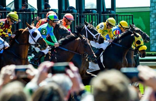 Keeneland seeks an 'opportunity' to recoup lost race days