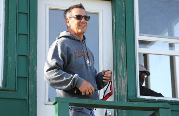 Monmouth controversy brings uncertainty to Breen stable
