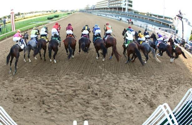Derby Future Wager: Caddo River takes action after prep win