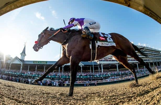 Dickey: Kentucky Derby loses none of its luster in September