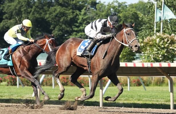 What's next for Servis's Monmouth Park surprise?