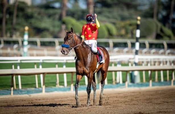 Derby Future Wager: Life Is Good closes as 2-1 favorite