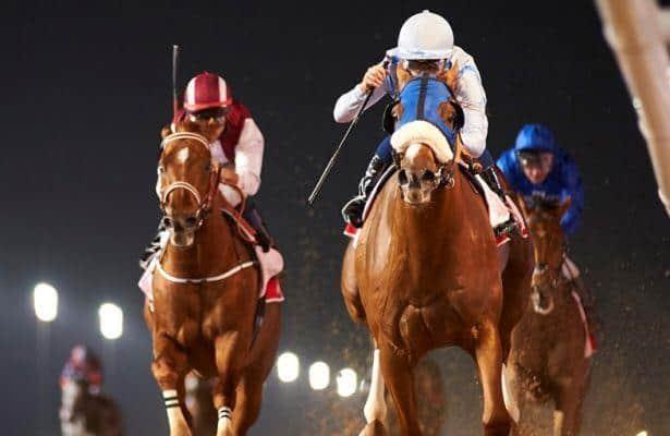 Long River registers first 2000m success in Al Maktoum Challenge R3