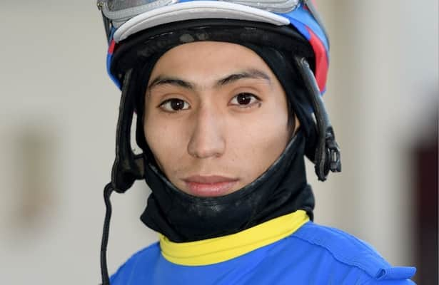 Report: Cardenas out for 2 weeks after Saratoga spill