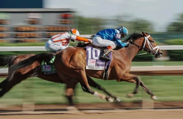 Division Rankings: Preakness right to include Medina Spirit