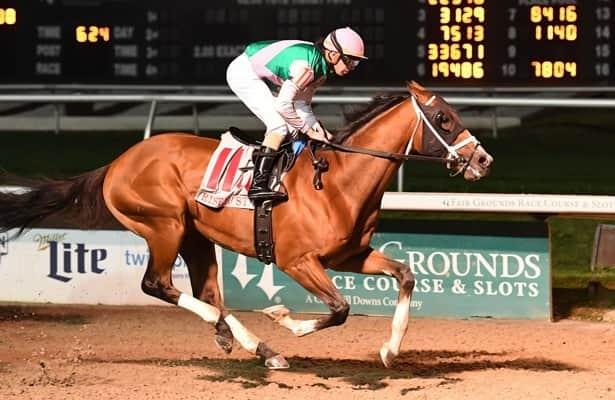 Mandaloun in line to inherit 2021 Kentucky Derby title