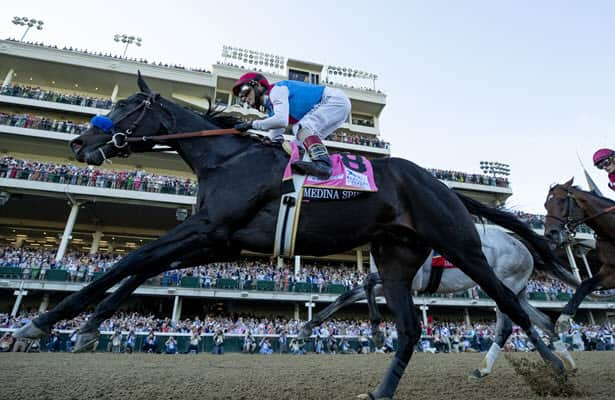By the numbers: Ranking the fastest Preakness contenders