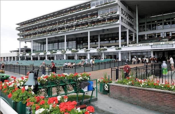 When the injured Monmouth jockeys will return