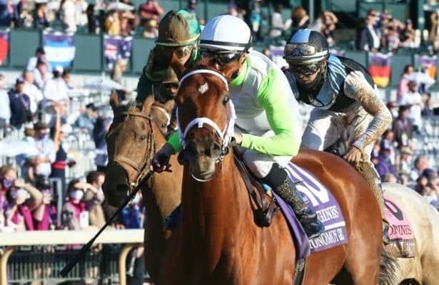 Cox brings full barn to Fair Grounds, including 4 BC winners