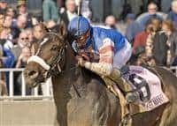 Musket Man wins the Illinois Derby 2009