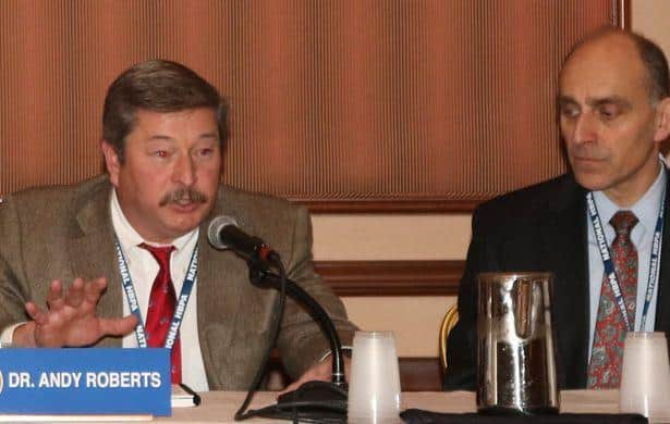 Recap of Friday's medication panel at the National HBPA Convention