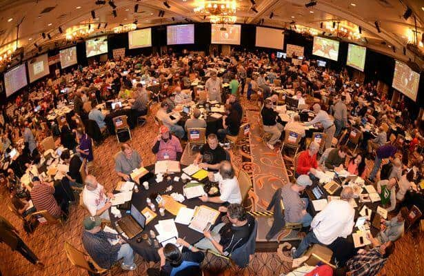 Dew: How I'll tackle the National Horseplayers Championship