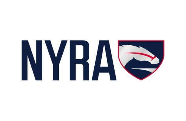 NYRA unveils new logo in conjunction with Stars & Stripes Day