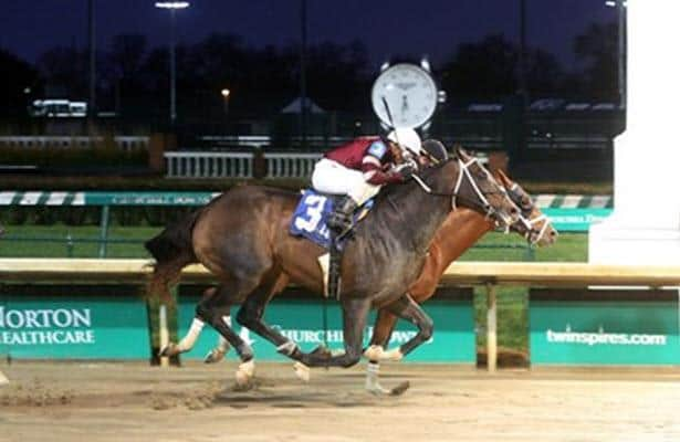 Necker Island a long shot for Derby, will run if given the chance