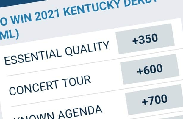 Essential Quality is the clear Ky. Derby favorite – or is he?