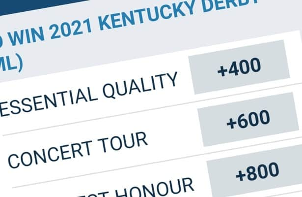 Life Is Good's absence shakes up 2021 Kentucky Derby odds