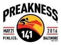 Preakness 2016 Logo