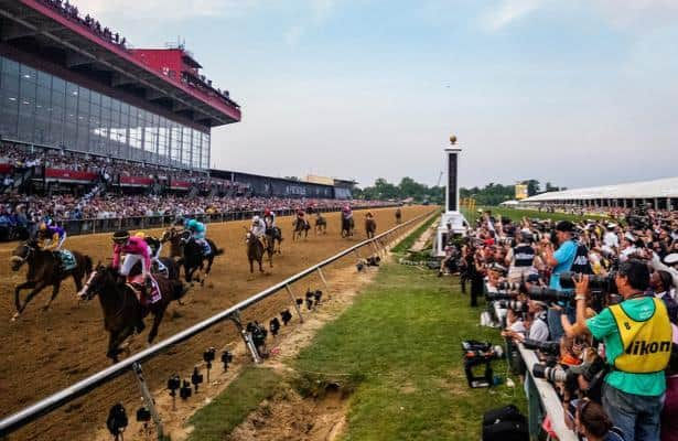 Medina Spirit could face big field in Preakness Stakes