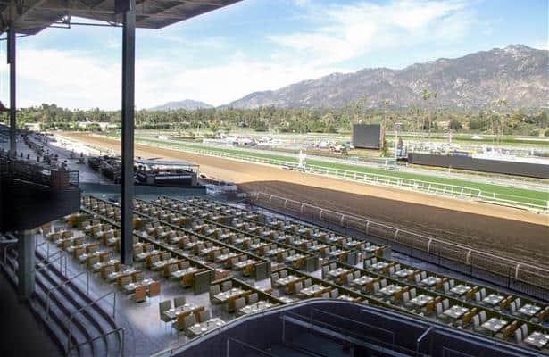 Santa Anita cancels Friday races, postpones Saturday turf stakes