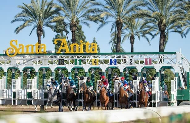 Santa Anita winter-spring meet to include up to a 2-week break