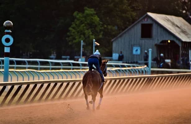 McPeek says his Saratoga horses are healthy after EHV scare