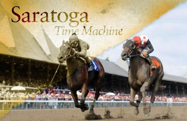 Saratoga Time Machine – the Year, 1982