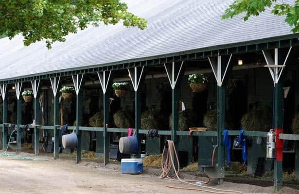 Saratoga: No races until Aug. 1 for horses in quarantined barn