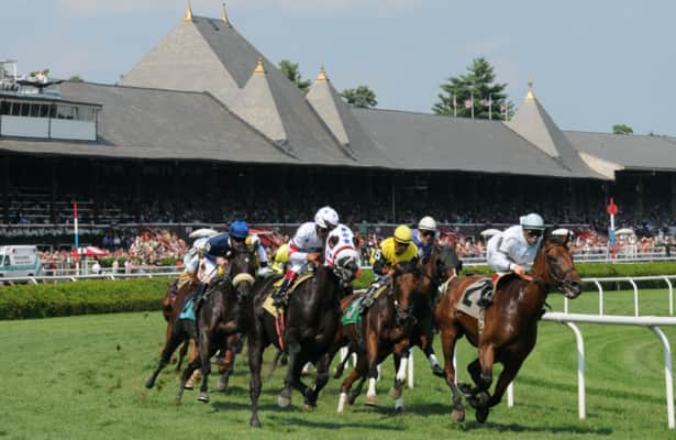 Jockey Club Gold Cup moving to Saratoga, Woodward to Belmont