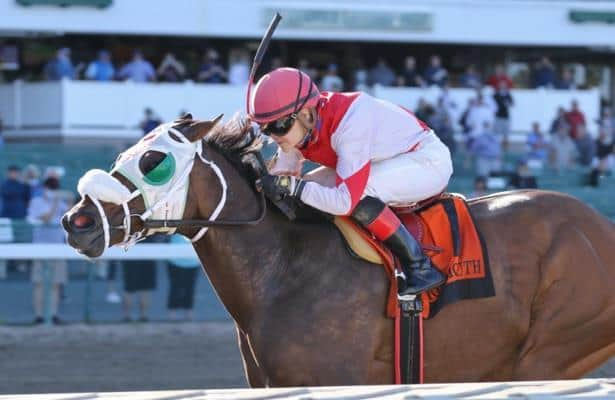 Share the Ride prevails in Fall Highweight at Aqueduct