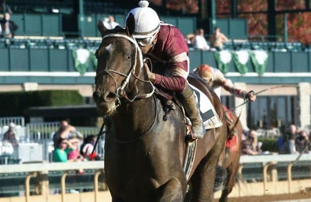 Silver State ready for a return to stakes racing in the Fifth Season