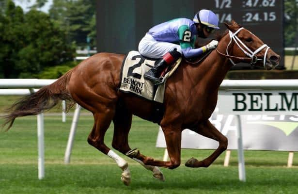 Sweet Melania leads strong Saratoga allowance this week
