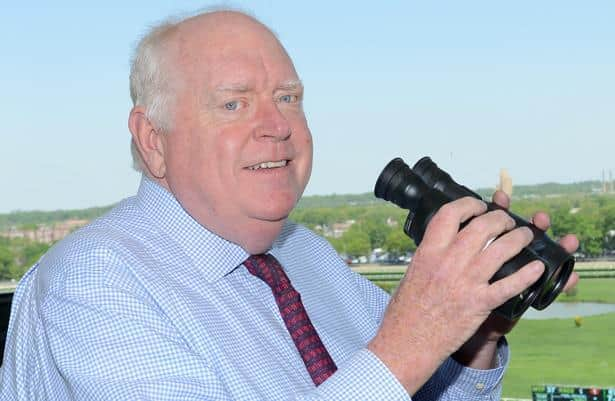 Replay: Watch back 'An Evening with Tom Durkin'