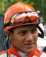 Jockey Elvis Trujillo