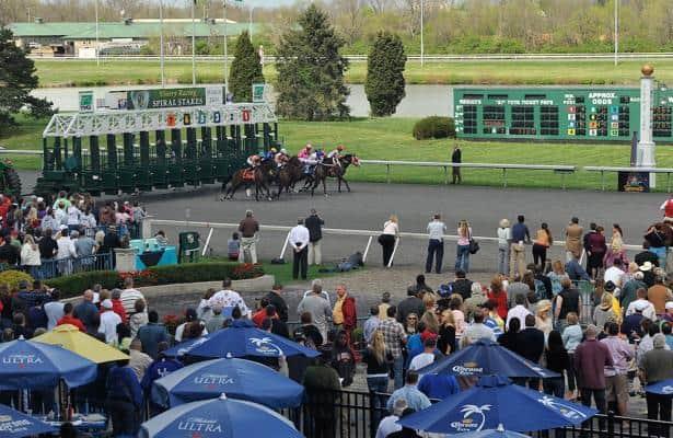 Kentucky racing circuit shifts to Turfway Park next week