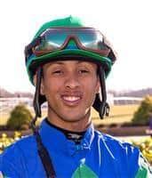 Jockey Victor Carraasco.