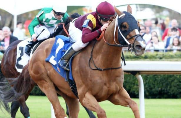 Whitmore aims for another 'awesome' Saratoga moment