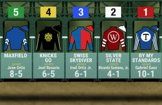Whitney: Field, post positions, odds for $1 million race