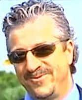 Trainer William Tharrenos