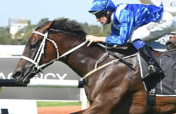Winx chases history in Group 1 stakes already named after her