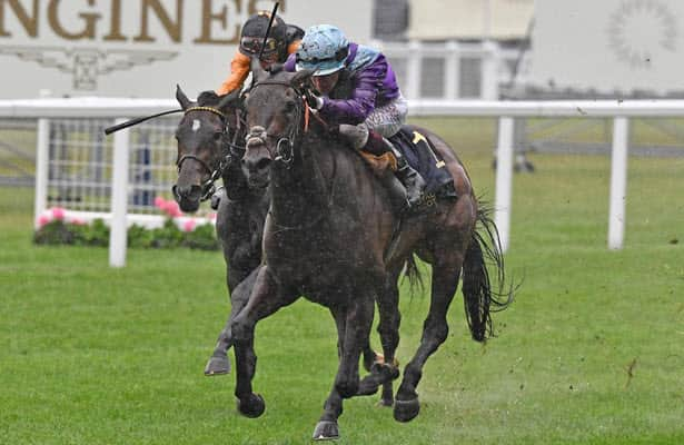 Royal Ascot wrapup: Murphy goes from DQ to Group 1 win