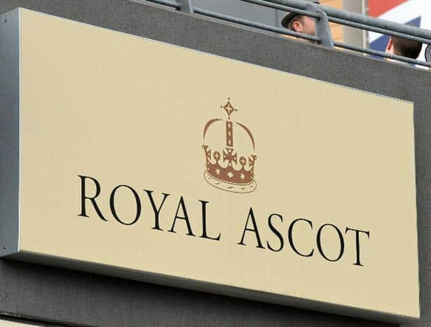 Royal Ascot: Races go on after threat of cancellation for rain