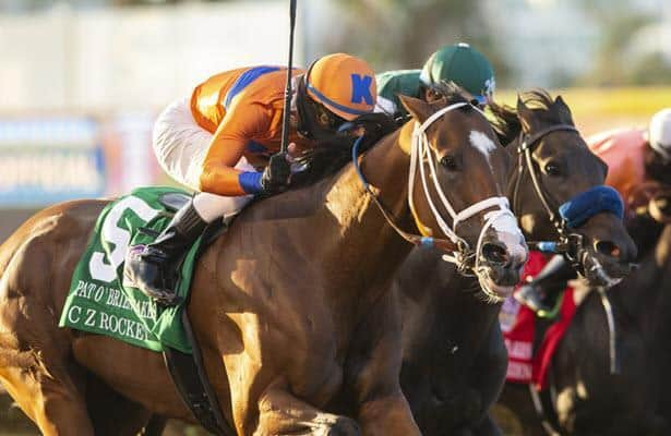 CZ Rocket aims to dethrone Collusion Illusion in G1 Bing Crosby