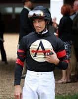 Jockey Chris Decarlo