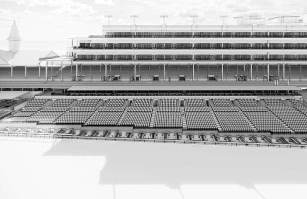 Churchill Downs plans new seating options, paddock update