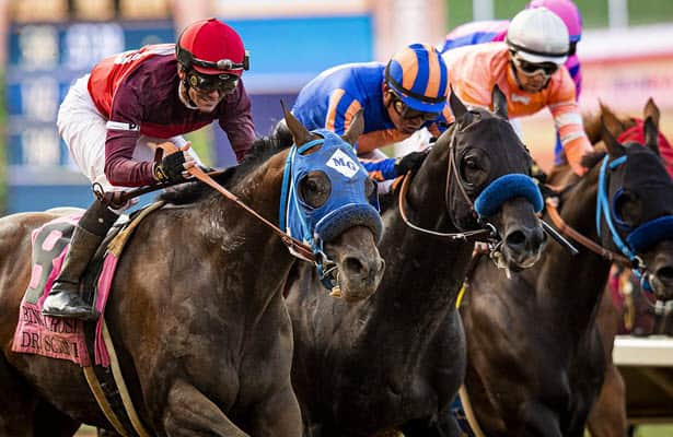 Dr. Schivel surges late in G1 Bing Crosby, locks up BC bid