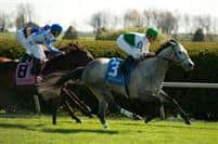 Forever Together takes the Jenny Wiley at Keeneland on April 11, 2009