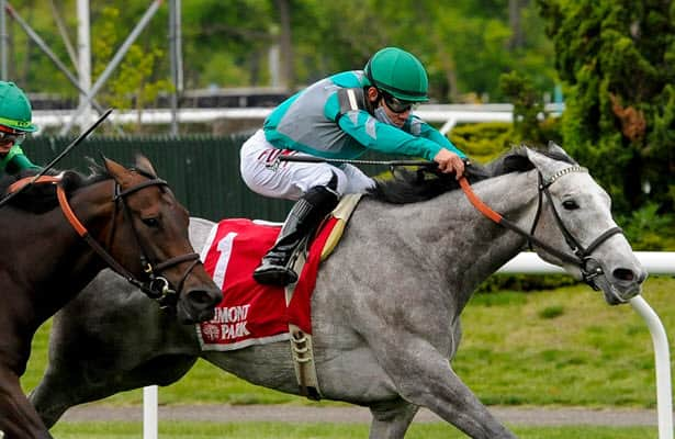 Harvey's Lil Goil wins G3 Beaugay in first start since Breeders' Cup
